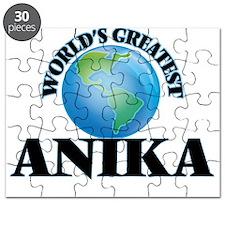 World's Greatest Anika Puzzle