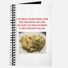 potato salad Journal