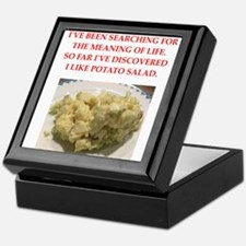 potato salad Keepsake Box