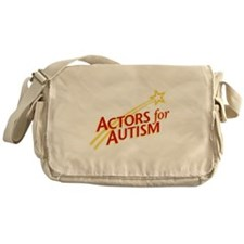 Actors for Autism Messenger Bag