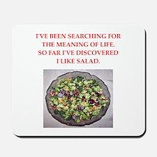 salad Mousepad