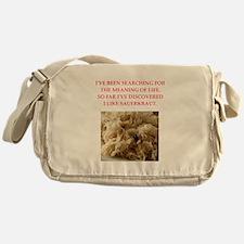 sauerkraut Messenger Bag