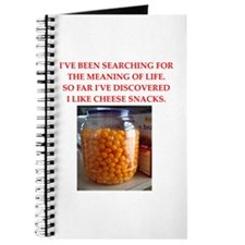 cheese snack Journal