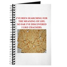crackers Journal