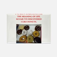 donuts Rectangle Magnet (10 pack)