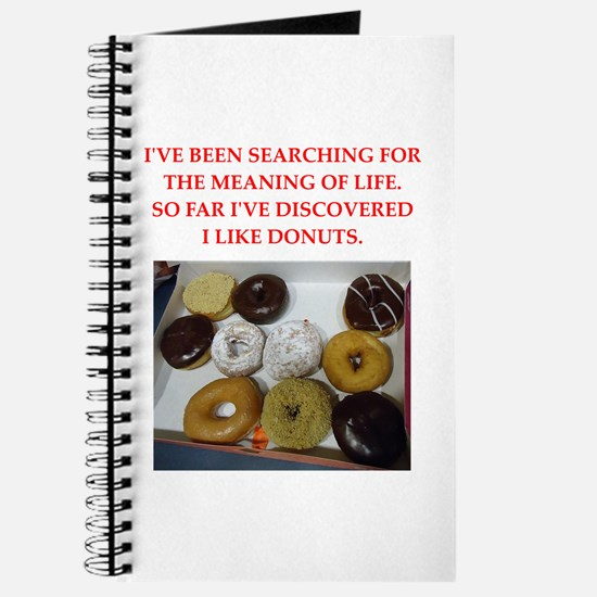 donuts Journal
