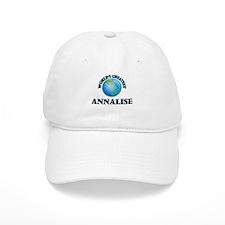 World's Greatest Annalise Baseball Cap
