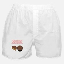 peanut butter cup Boxer Shorts