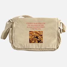 pecans Messenger Bag