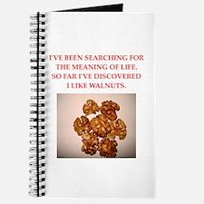 walnuts Journal