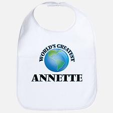 World's Greatest Annette Bib