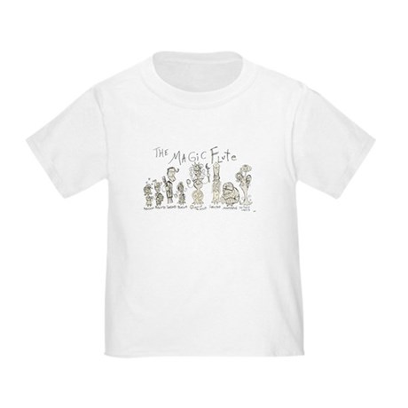 The Magic Flute: The Toddler T-Shirt