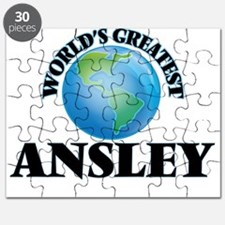 World's Greatest Ansley Puzzle