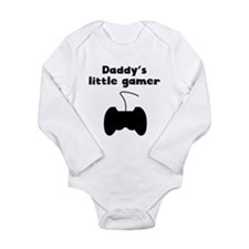 Daddys Lil Gamer Body Suit