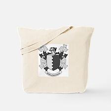 BERMINGHAM Coat of Arms Tote Bag