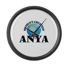 World's Greatest Anya Large Wall Clock