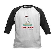 Lifeguard on Duty Baseball Jersey