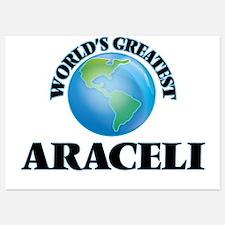 World's Greatest Araceli Invitations