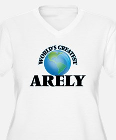 World's Greatest Arely Plus Size T-Shirt