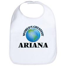 World's Greatest Ariana Bib