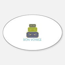 Bon Voyage Decal
