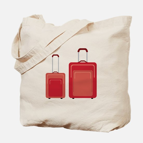 Roll Aboard Tote Bag