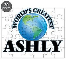 World's Greatest Ashly Puzzle