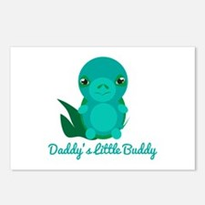 Daddys Buddy Postcards (Package of 8)