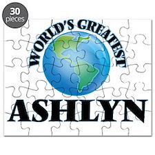 World's Greatest Ashlyn Puzzle