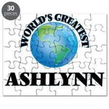World's Greatest Ashlynn Puzzle