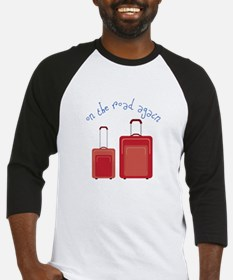 On The Road Again Baseball Jersey