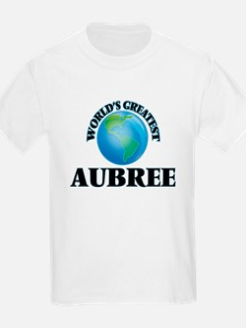 World's Greatest Aubree T-Shirt