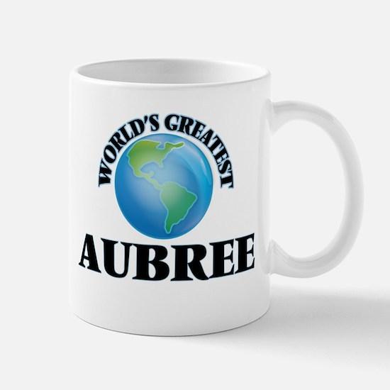 World's Greatest Aubree Mugs