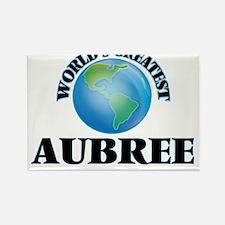 World's Greatest Aubree Magnets