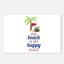My Happy Place Postcards (Package of 8)