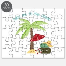 Take Me To The Ocean Puzzle