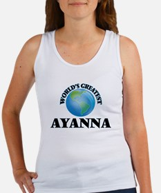 World's Greatest Ayanna Tank Top