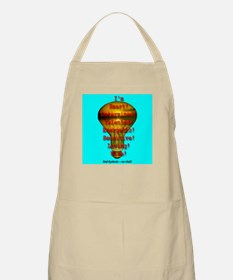 I'm Dyslexic -- So What! BBQ Apron