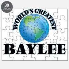 World's Greatest Baylee Puzzle