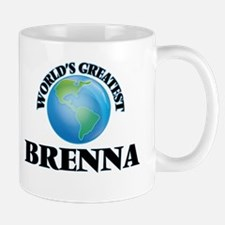 World's Greatest Brenna Mugs