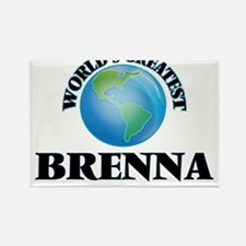 World's Greatest Brenna Magnets