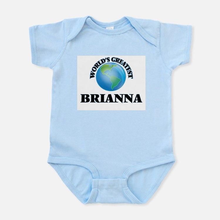World's Greatest Brianna Body Suit