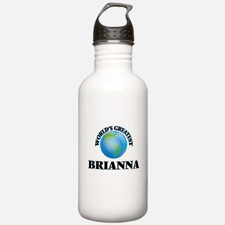World's Greatest Brian Sports Water Bottle