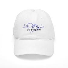 Bis-Abuela, Blue Version Baseball Cap