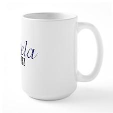 Bis-Abuela, Blue Version Mug