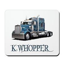 K Whopper Mousepad