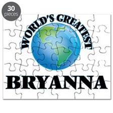 World's Greatest Bryanna Puzzle