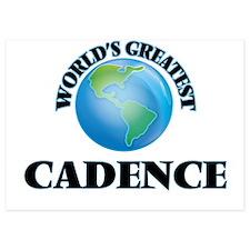World's Greatest Cadence Invitations