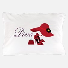 Diva Pillow Case