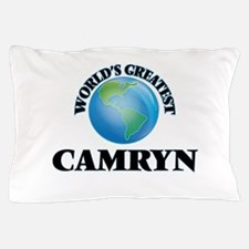 World's Greatest Camryn Pillow Case
